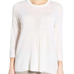Nordstrom Collection Crewneck Merino Wool Sweater